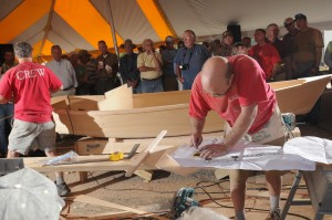 Wooden Boat Challenge