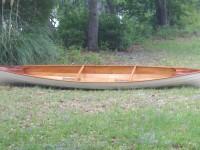 Edisto Double Canoe
