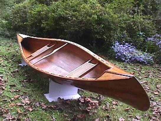 Barefoot Canoe