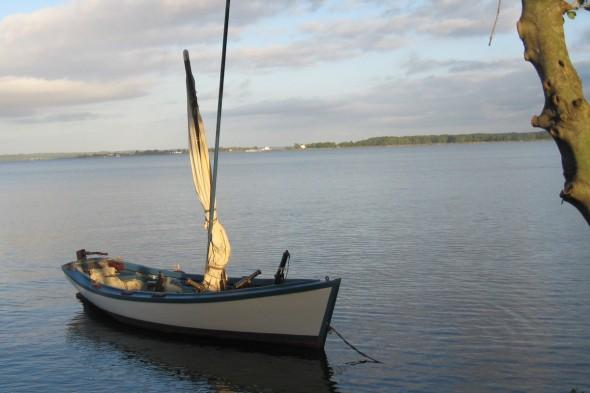 Bill Hall_ Albemarle Shad Boat