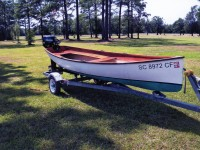 Billy Ridgill Skiff