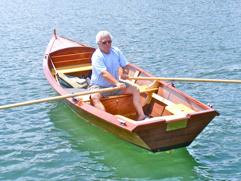 Wooden Boat Plans Bateau 2