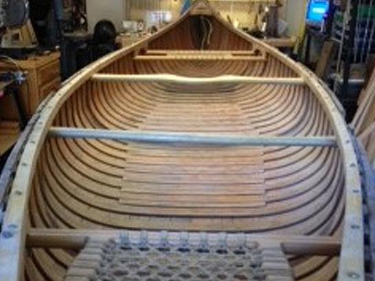 Robert Pemberton Canoe
