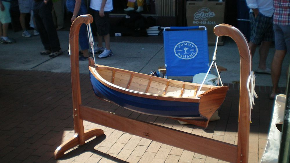 Cradle Boats And More Georgetown Wooden Boat Show