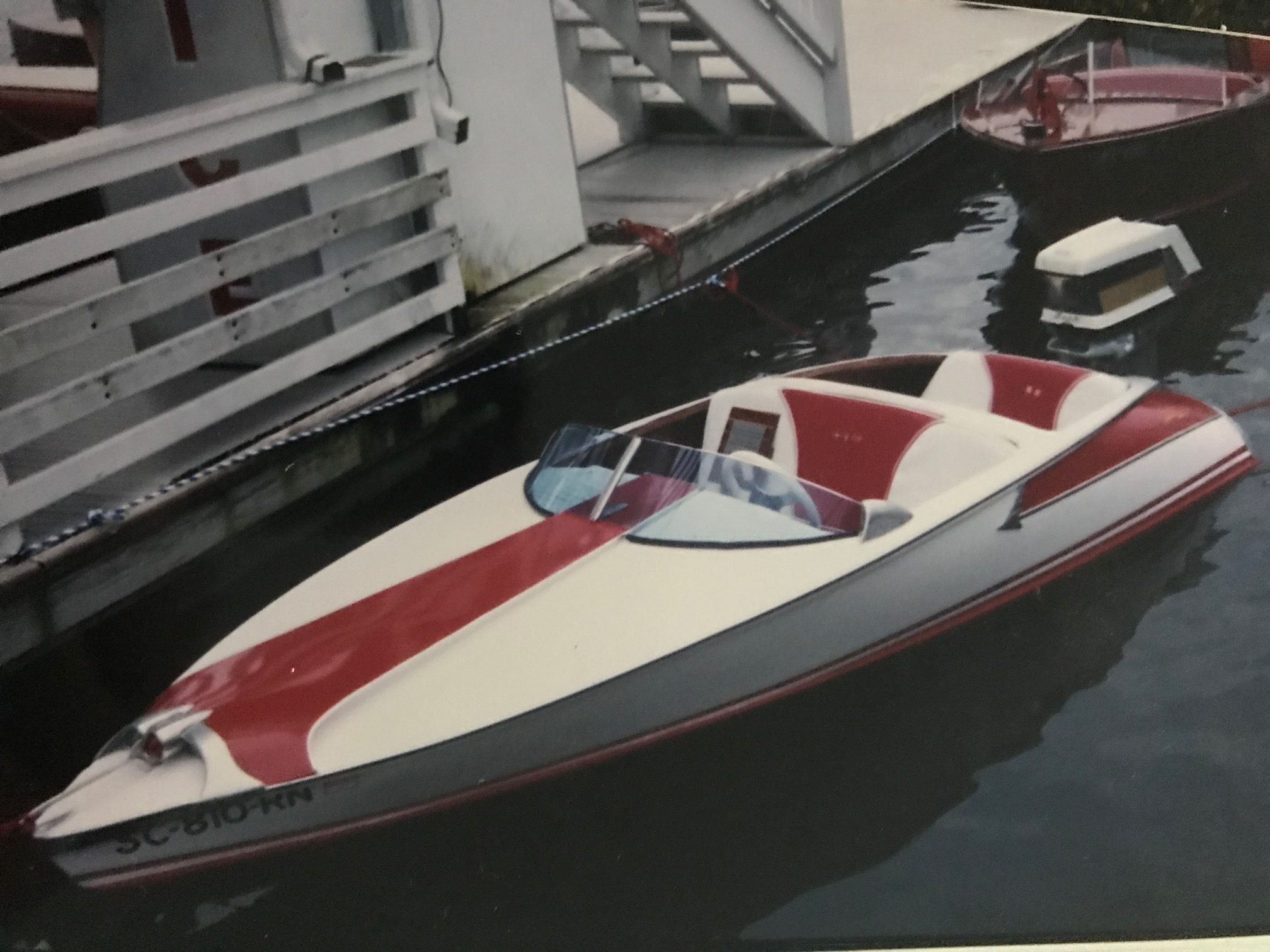 2018 Outboard / Classic Outboard Georgetown Wooden Boat Show